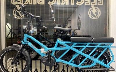 Tern-GSD-Electric Utility Cargo Bike