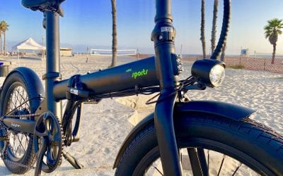 Qualisport Dolphin Folding E-Bike