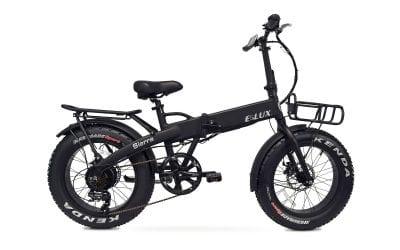 E-Lux Sierra Sport Review – Electric Folding Bike