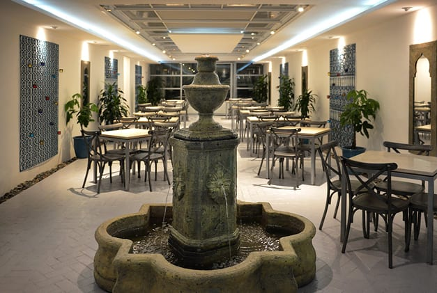 Marsa Cuisine and Lounge Interior Shot