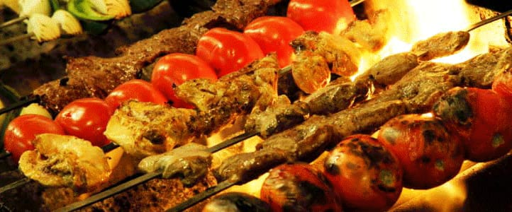 Marsa Catering Variety of Meats