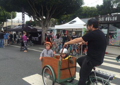 Custom Cargo - E-Bike